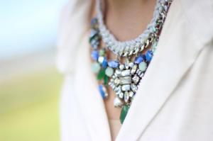 Purchase your own statement necklace at Chloe & Isabel.